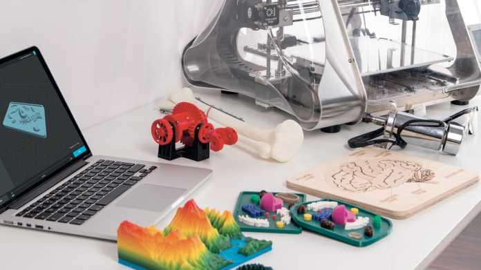 Funktion, Geräte, Materialien und Software: 3D-Drucken mit dem Mac