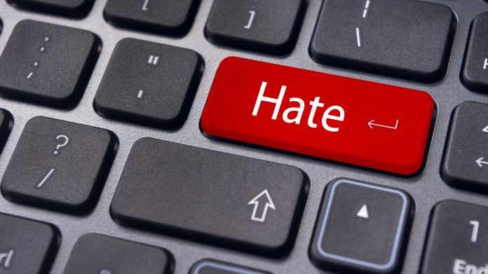 Innenministerium soll Gesetz gegen Hass verfassungskonform machen