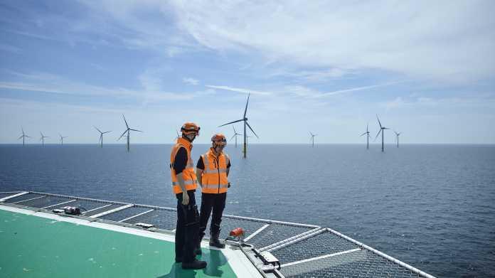 Windkraft: Netzbetreiber 50Hertz warnt vor Ausbau-Stillstand in der Ostsee