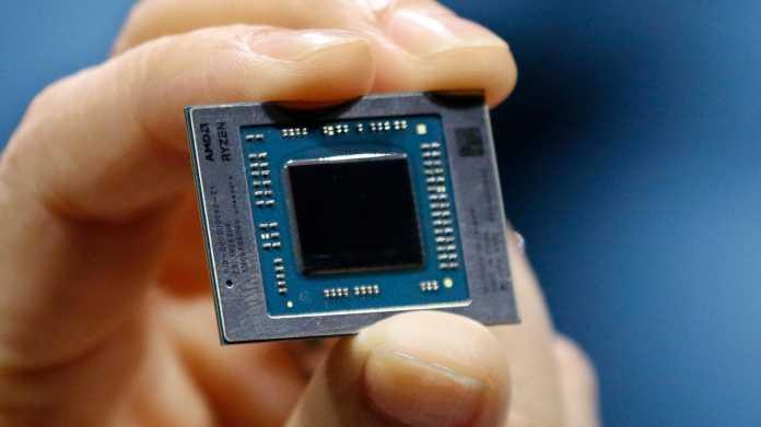 "AMD-Mobilprozessor ""Cezanne"": Umfangreiche Leaks nennen 2 GHz GPU-Takt"