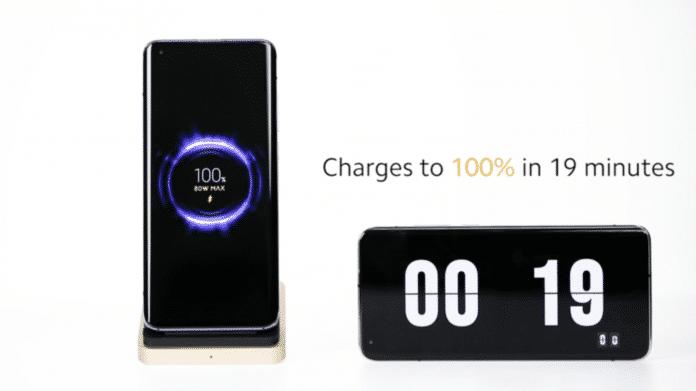 Kabelloses Laden von Xiaomi: Von Null auf Hundert in 19 Minuten