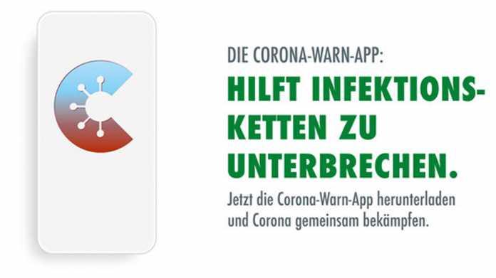 Corona-Warn-App 1.5.0 bietet länderübergreifende Risiko-Ermittlung
