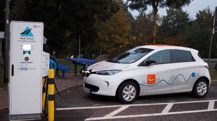 Elektroautos: Jedes achte Carsharing-Auto fährt rein elektrisch