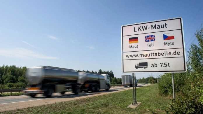 Scheuer: Kompromissvorschlag für EU-Maut über 3,5 Tonnen