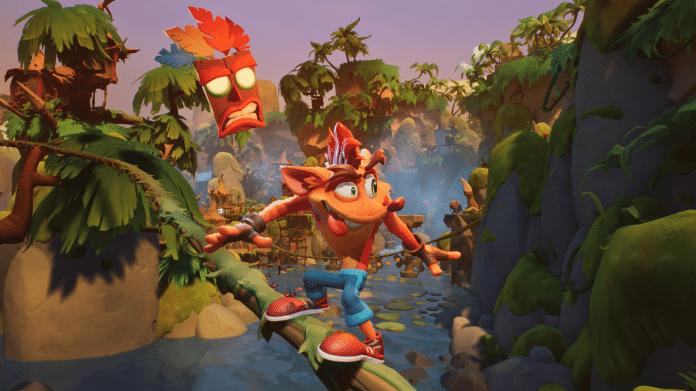"""""""Crash Bandicoot 4"""": Zeitreise-Plattformer für PS4 und Xbox One"""
