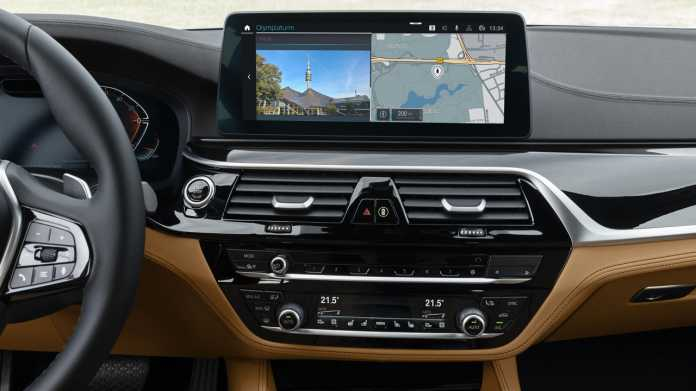 "BMW aktualisiert sein Betriebssystem OS.7 ""Over-the-Air"""