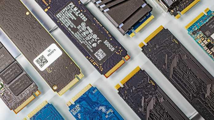 SDRAM und NAND-Flash: Speicherpreise sollen weiter fallen