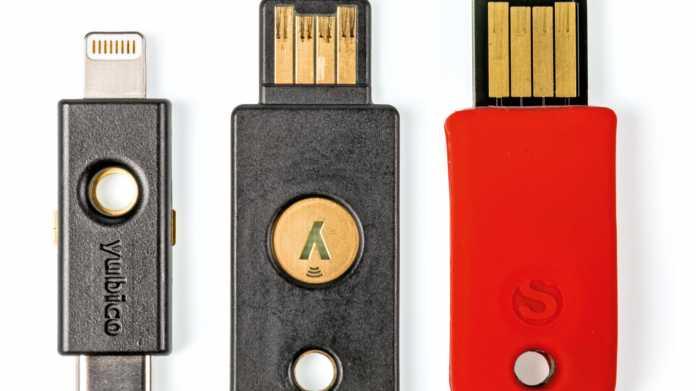 Einloggen ohne Passwort: FIDO2 mit Mac und iOS