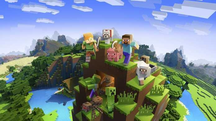 Minecraft wird 10: Tüfteln, Bauen, Staunen