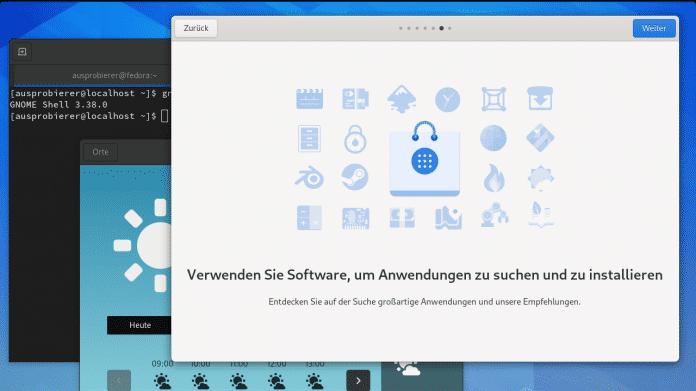 Linux-Desktop Gnome 3.38: Neue Version mit verbessertem Multi-Monitorbetrieb