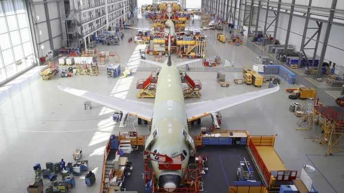 Corona-Krise hat voll auf Luftfahrt-Zulieferbranche durchgeschlagen