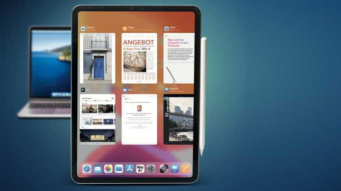 Multitalent iPad: In welchen Fällen es ein Notebook ersetzen kann