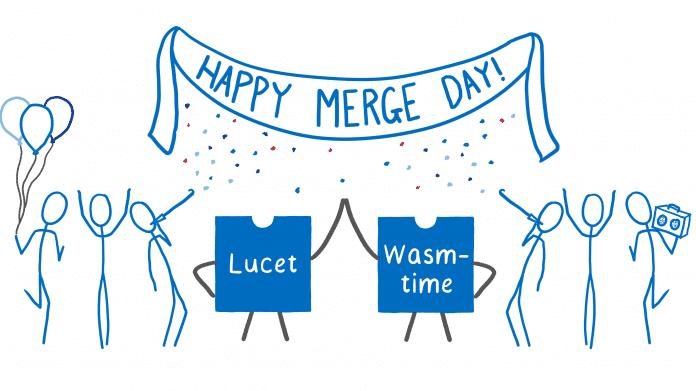 Happy Merge Day: Die Teams von Lucet und Wasmtime werden künftig bei Fastly zusammenarbeiten. Die WebAssembly-Entwickler waren zuvor von den Massenentlassungen beim Browseranbieter Mozilla betroffen.