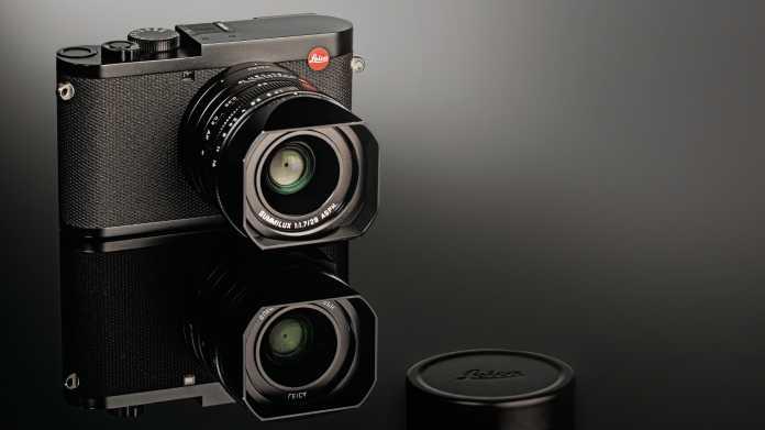 Luxus-Kompakte Leica Q2 im Test: Braucht man nicht, will man
