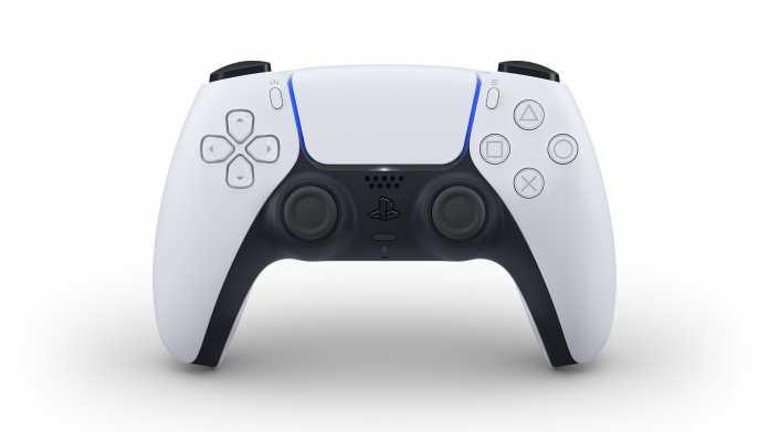Sony Playstation 5: Neuer Dualsense-Controller sieht aus wie ein Raumschiff