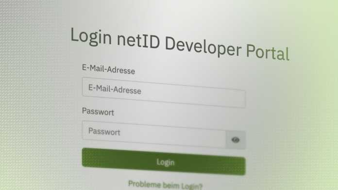 NetID: Login-Allianz startet Entwicklerportal