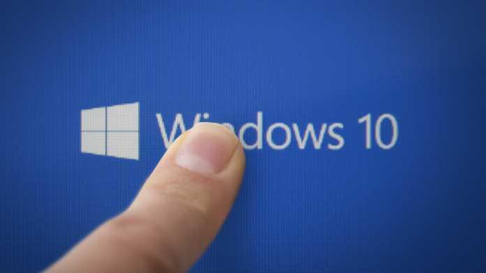 Windows 10: Microsoft denkt über anpassbares Setup je nach Einsatzzweck nach