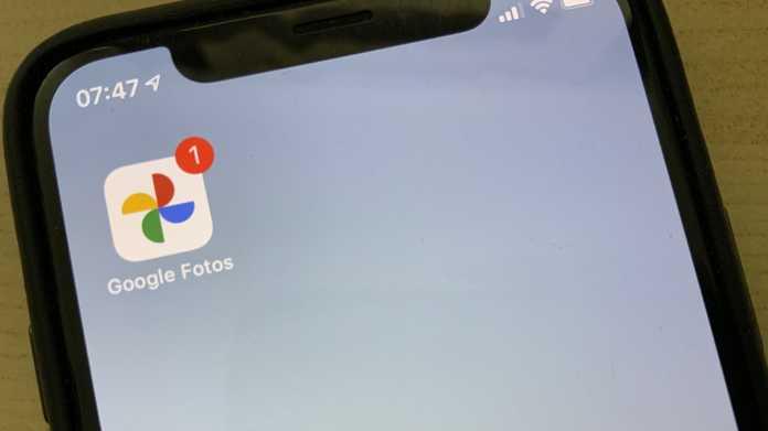 Google Fotos: Keine automatische Sicherung von Messenger-Geräteordnern mehr