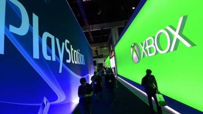 Playstation und Xbox