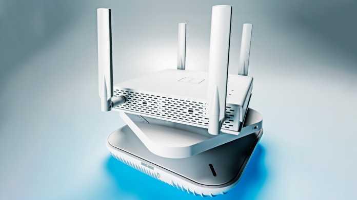 Access-Points für den neuen WLAN-Standard Wi-Fi 6