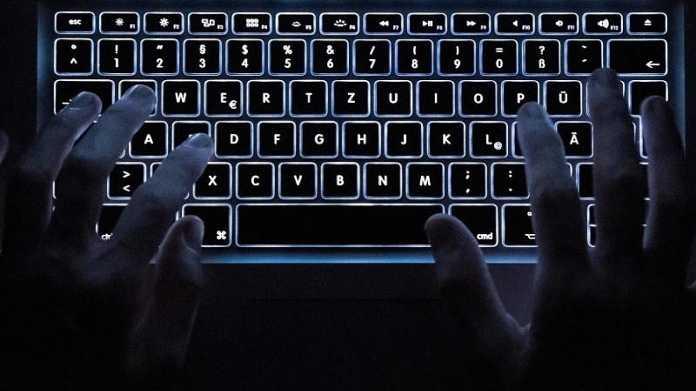 MacBook-Tastatur
