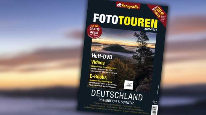 c't Fotografie Fototouren 2020/2021