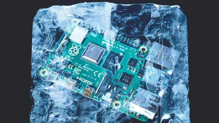 Sechseinhalb Kühllösungen für den Raspberry Pi 4