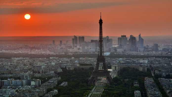 Paris, Eiffelturm