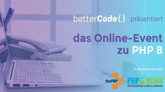 betterCode() PHP 8: Sebastian Bergmann gibt in seinem Workshop einen Überblick über gängige PHP-Werkzeuge