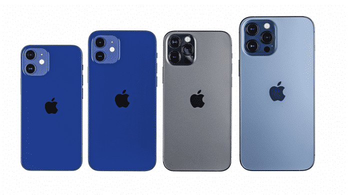 iPhone 12, 12 Pro