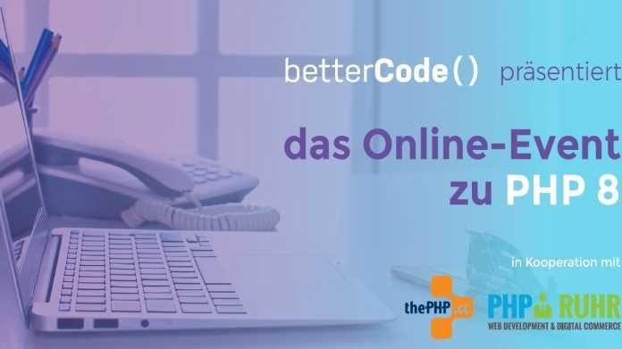 """Arne Blankerts hält am 15. Dezember 2020 einen Online-Workshop zu """"Der PHP Stack in 2021"""""""