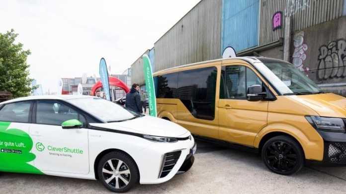 Zukunft der Mobilität