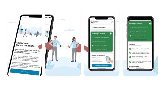 Corona-Warn-App auf dem iPhone: Nutzer genervt von Fehlermeldungen