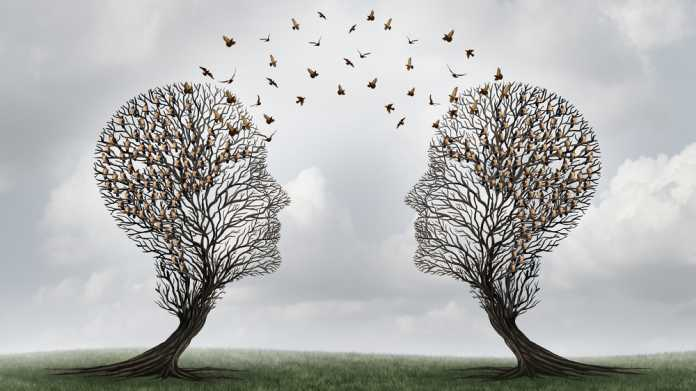 Kommunikation, Natur, Vögel, Bäume