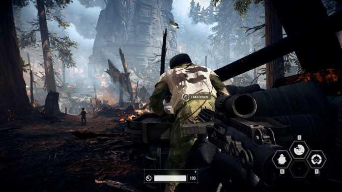 Star Wars Battlefront 2 angespielt: Miese Story, teurer Multiplayer