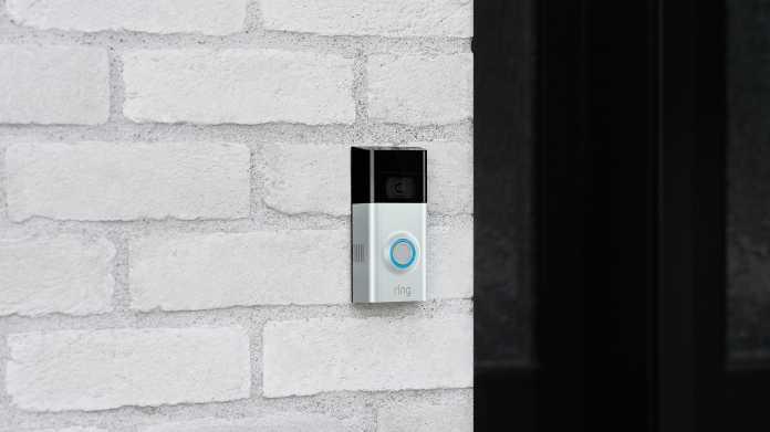 US-Bürgerrechtler: Amazons Ring-Kameras sind große Datenschleudern
