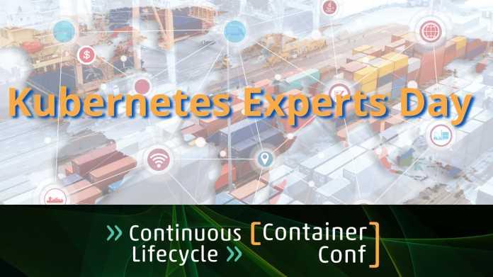 Continuous Lifecycle und ContainerKubernetes Experts Day: Jetzt noch anmelden zur Heise-Konferenz
