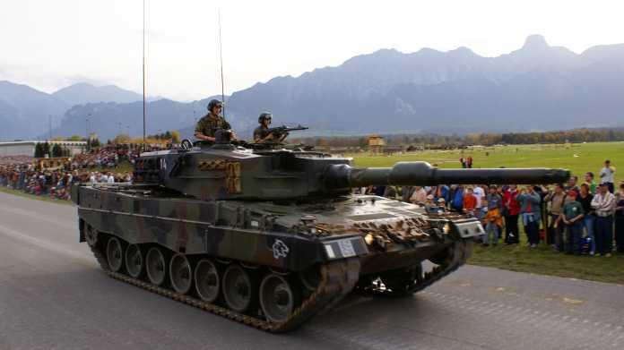 Panzer der Armee der Schweiz