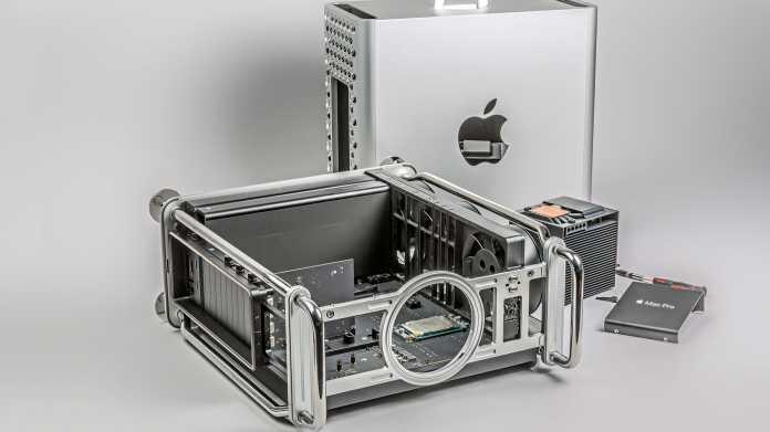 Mehr Power für weniger Geld: Wie Sie den Mac Pro aufrüsten