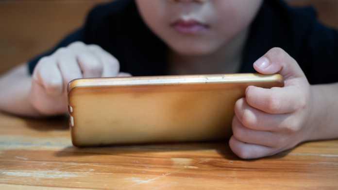Umfrage: Drei Viertel aller 10-Jährigen haben ein eigenes Smartphone