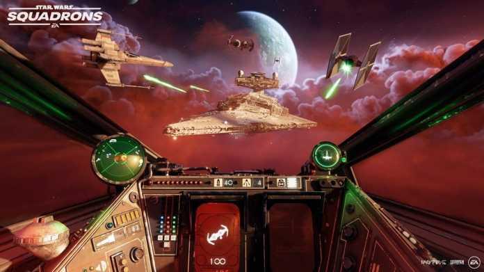 """Star Wars Squadrons"" angespielt: Mächtige Dogfights im All"