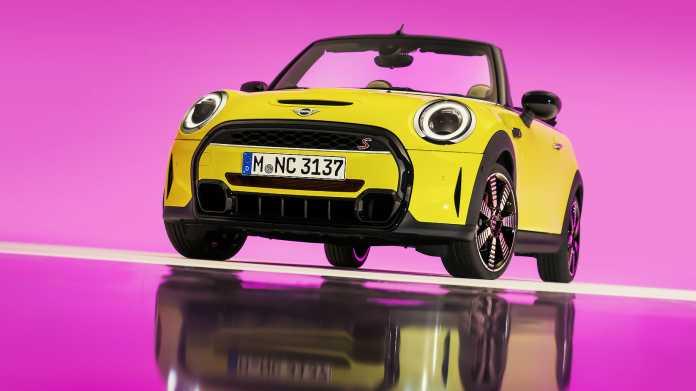Mini Cabriolet 2021