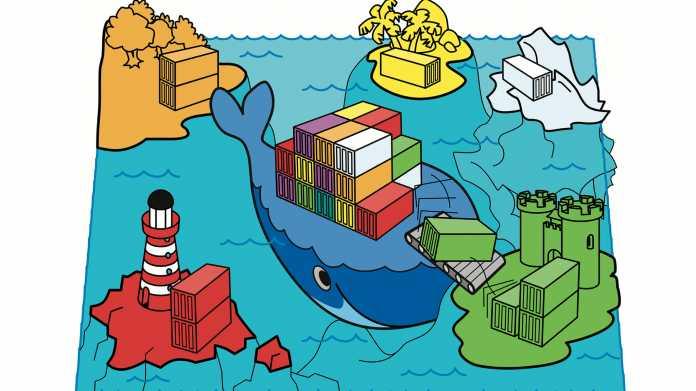Docker Hub: Container-Images in der Cloud bauen