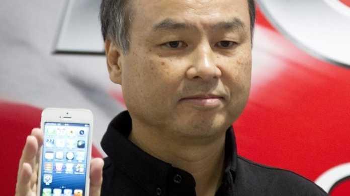 Japan Softbank iPhone 5