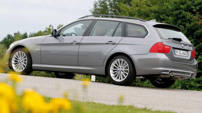 BMW 3er Touring E91