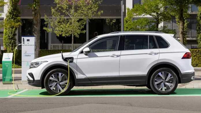 VW Tiguan 1.4 eHybrid