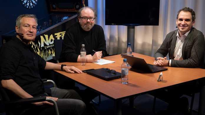Auslegungssache: Der Datenschutz-Podcast des c't magazin