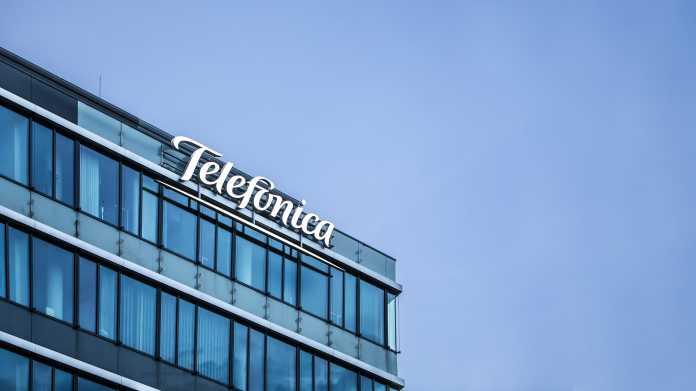 Gebäude der deutschen Telefónica-Niederlassung