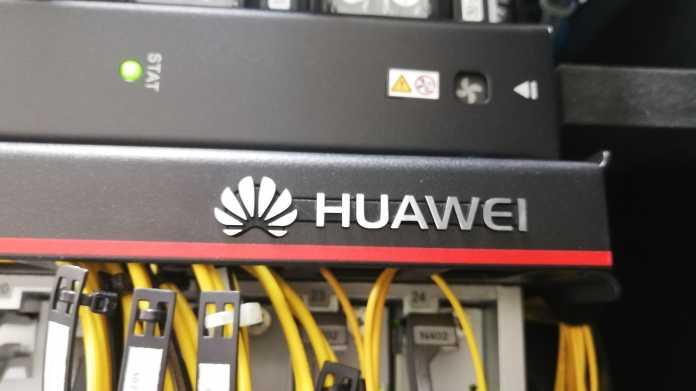 Internetzugang über Huawei