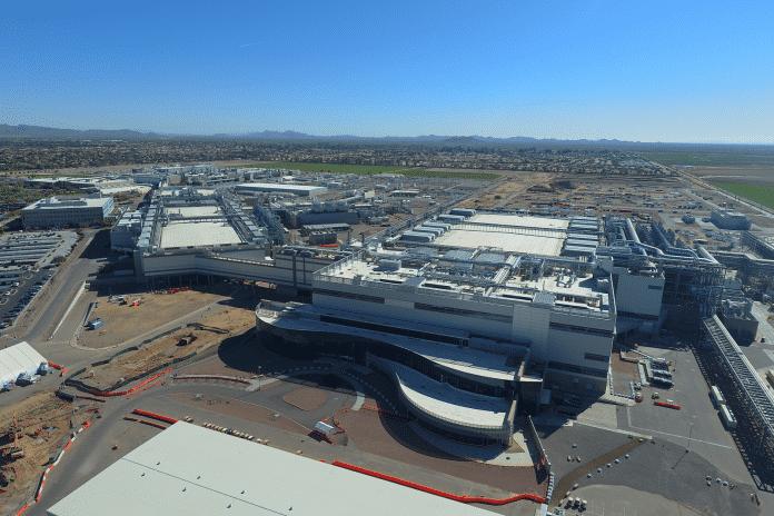 Intel Fab 42 in Arizona für 10-nm-Fertigung